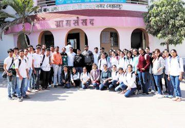 Adarsh Village -Hiware Bajar Visit