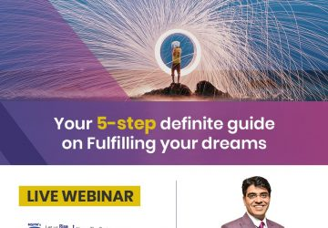 Webinar on Your 5 step definite guide on Fulfilling your dreams
